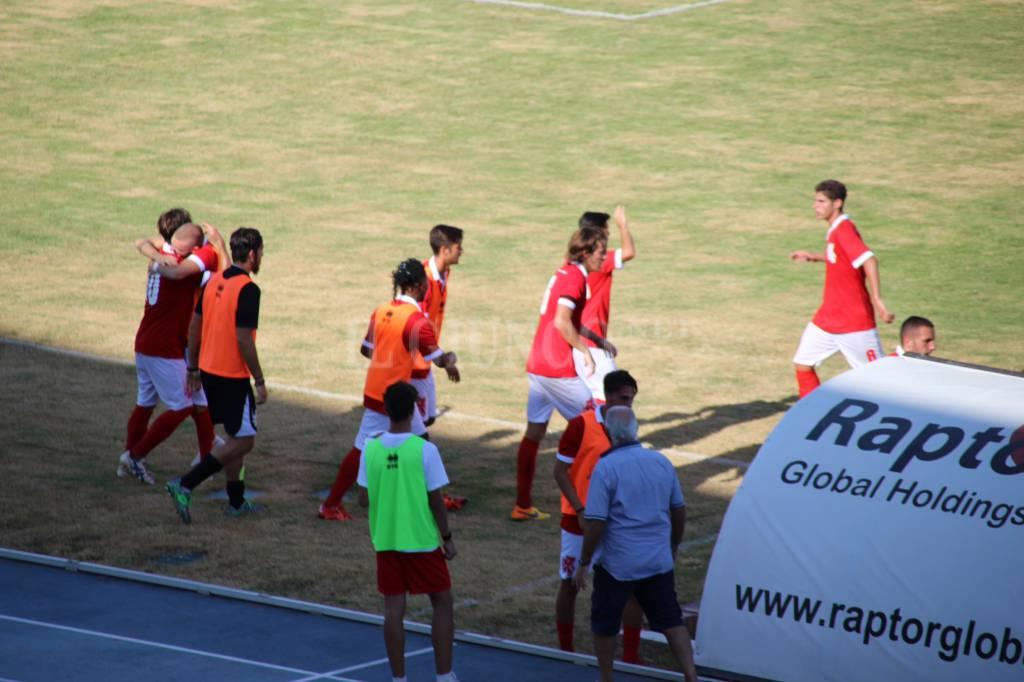 FC Gro -  Fezzanese 2016