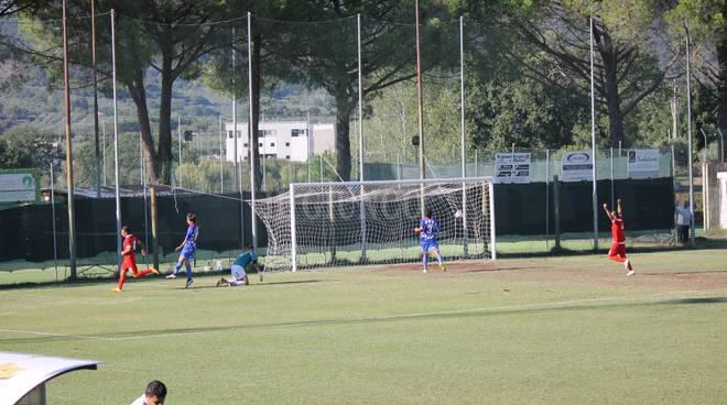 Gavorrano-Grosseto 2-4 Coppa