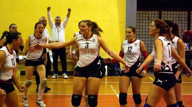 Grosseto Volley Chiara Manzi