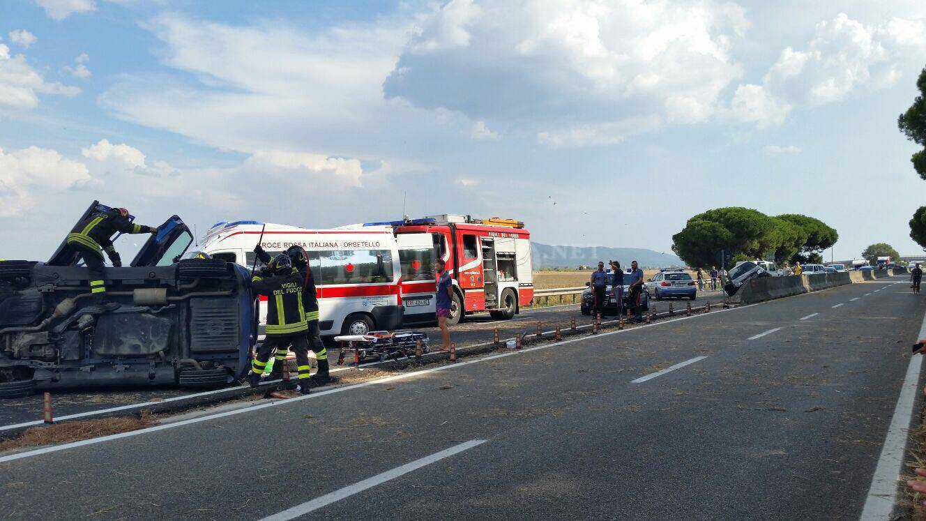 Incidente Albinia settembre 2016
