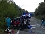 Incidente mortale Pitigliano 2016
