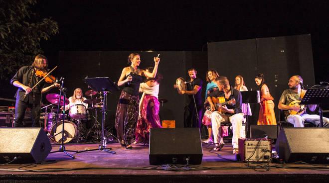 Lorenza Baudo in concerto