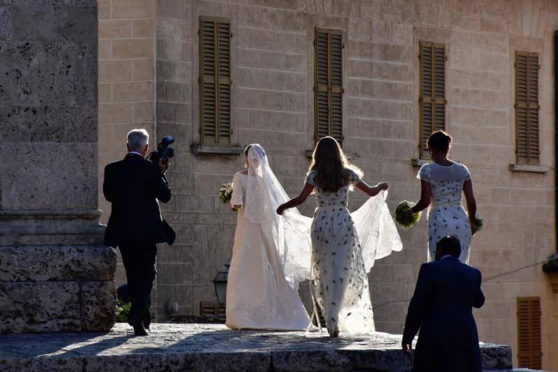 matrimonio lady Forte