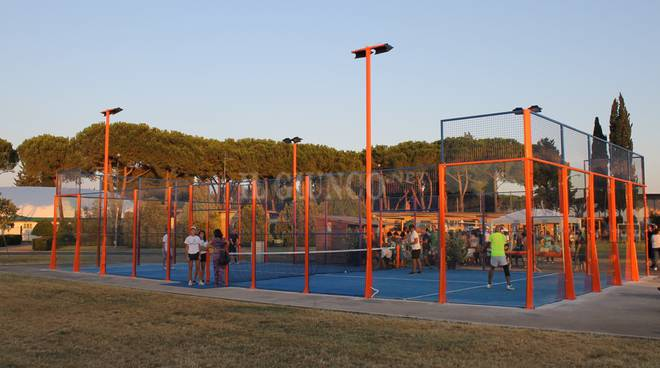 Paddle Play impianto
