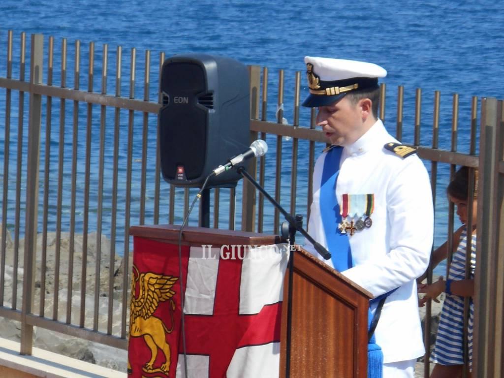 Passaggio di consegne Guardia Costiera 2016 Beradi