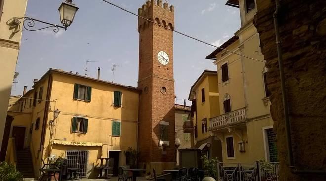 piazza Marconi Cinigiano