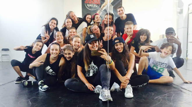 desiree de giuseppe hip hop