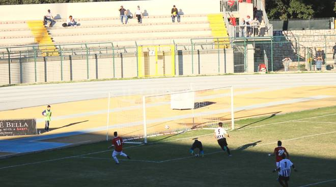 gol Draghetti vs Massese