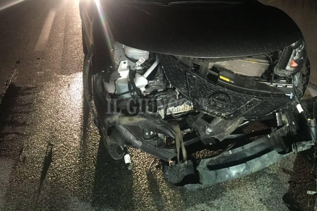 Incidente Aurelia notte ottobre 2016