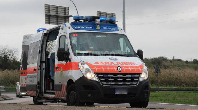 Ambulanza Misericordia