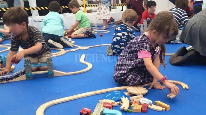Laboratori giochi bambini asilo