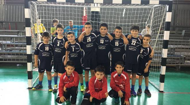 Olimpic Massa Under 12
