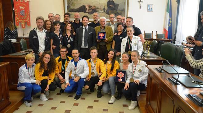 Premiazioni sport Grosseto
