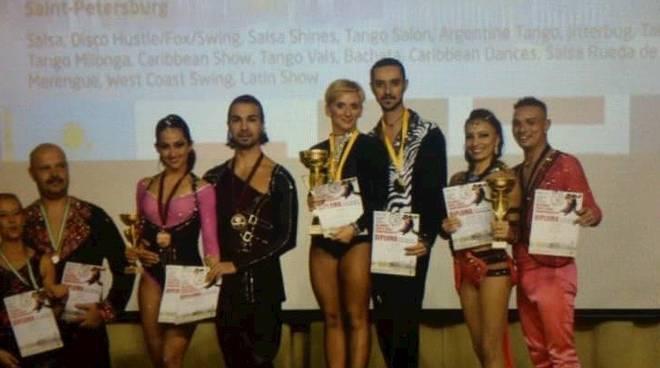 Scuola Lady Francesca Campionati Mondiali