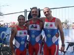 Senesi, Todde e Polidori agli Ironman Vichy