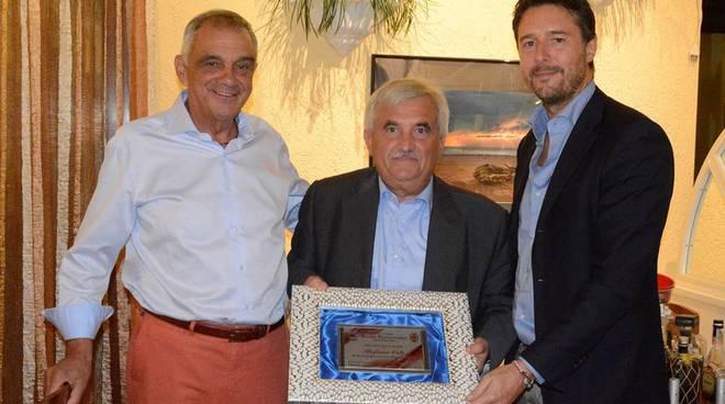 Francesco Luzzetti e Stefano Osti