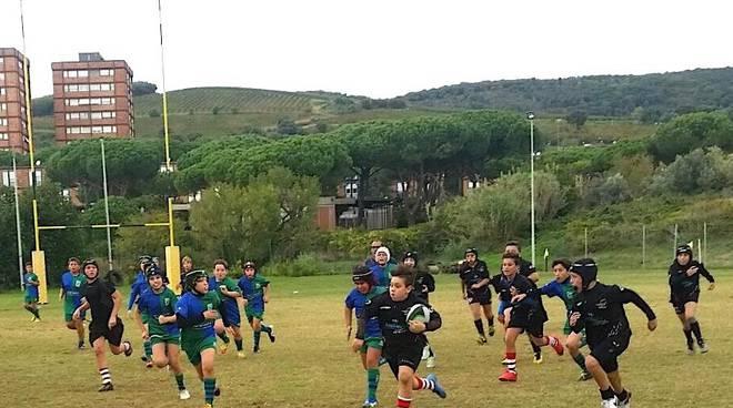 Under 12 Grosseto Rugby-Golfo Scarlino