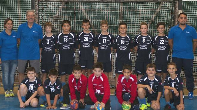 Under 12 Olimpic Massa