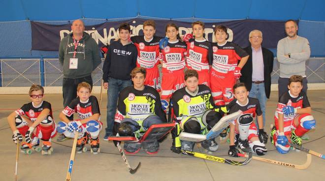 Under 15 Circolo Pattinatori 2016