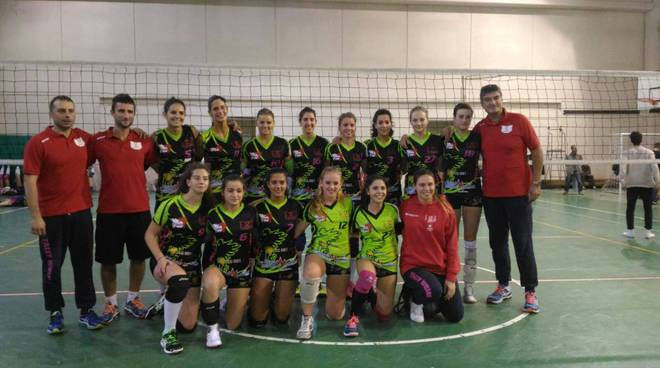 Volley Grosseto vs Buggiano