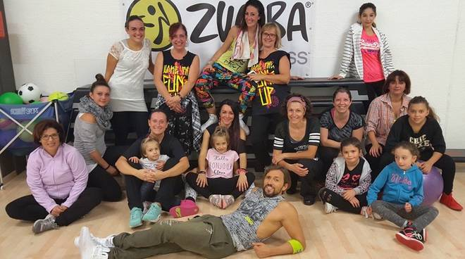Zumba fitness Vaianuso Accarigi
