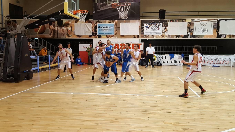Basket Grosseto Follonica 2016 Promozione
