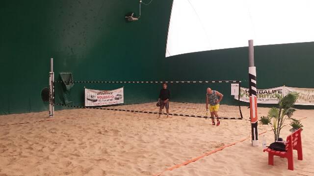 beach tennis maschile