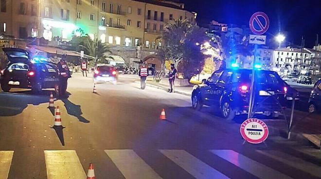 Argentario 2016 carabinieri notte porto stefano