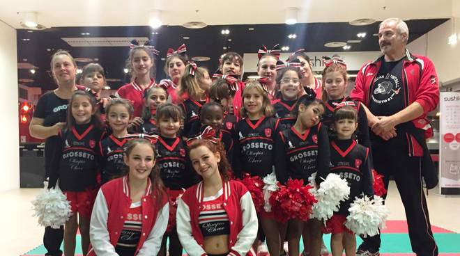 cheerleader polisportiva condor