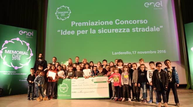 Enel Green power premio vittime