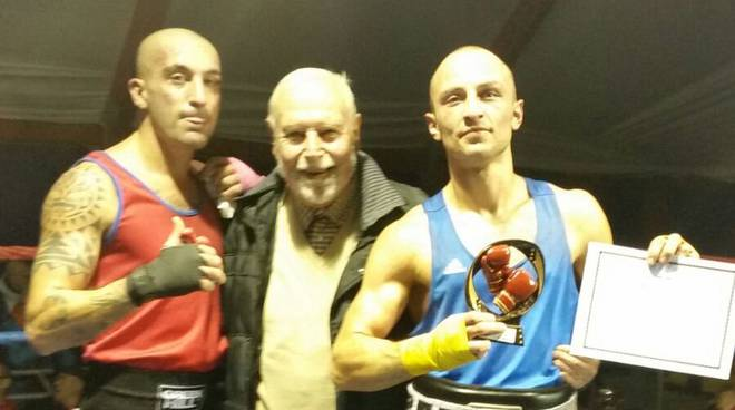 giorgetti boxe fight gym