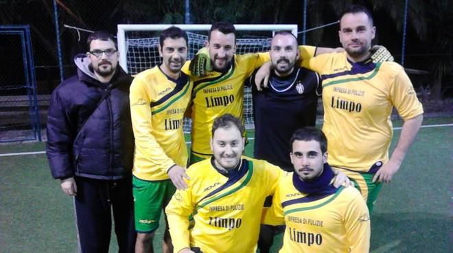 ip limpo calcio a 5 uisp follonica