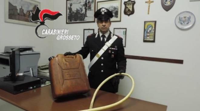 Ladro di gasolio