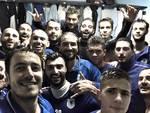 Selfie spogliatoio Montiano