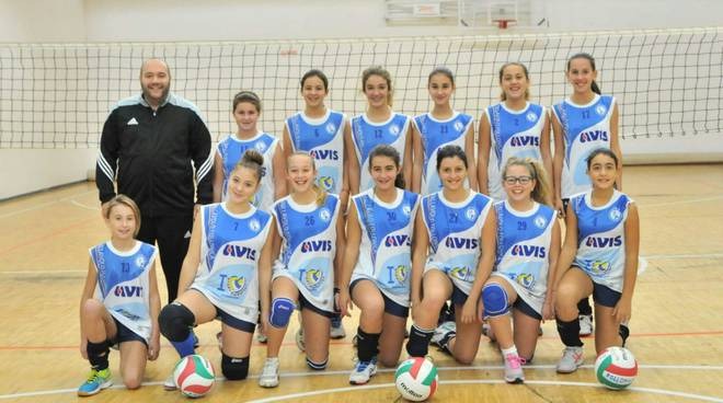 pallavolo follonica under 13