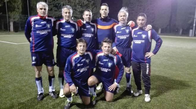 veterani calcio a 7 csen