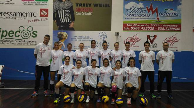 Volley Grosseto femminile