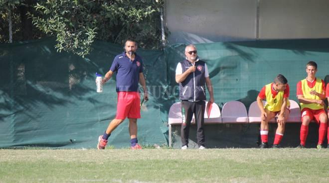 Alessio Bifini e Giovanni Corridori