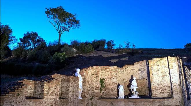 anfiteatro roselle scavi