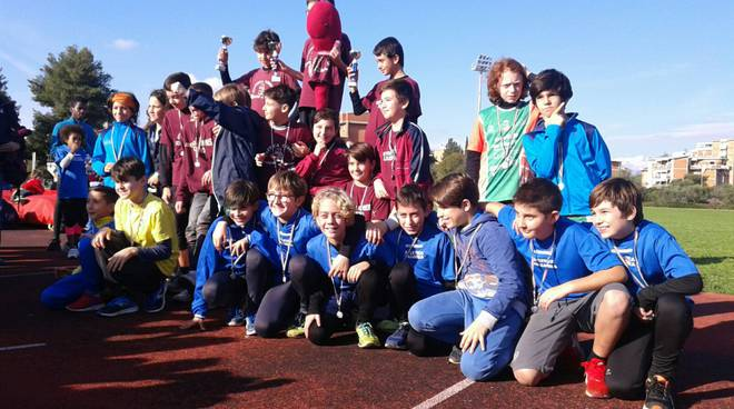 Atletica cross del Golfo 2016