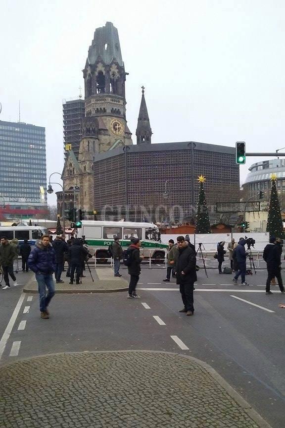 Attentato a Berlino dicembre 2016