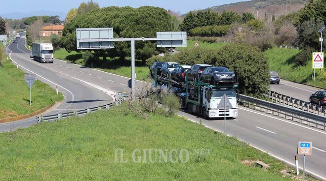 Autostrada Tirrenica Aurelia