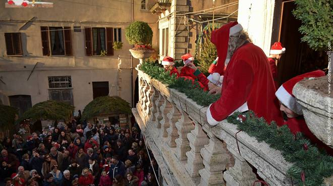 Babbo Natale Pit