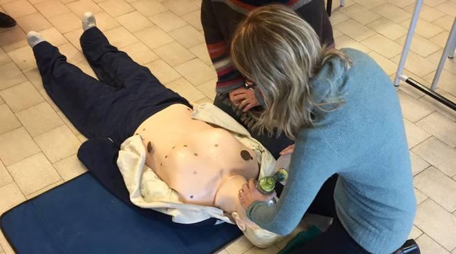 defibrillatore Misericordia
