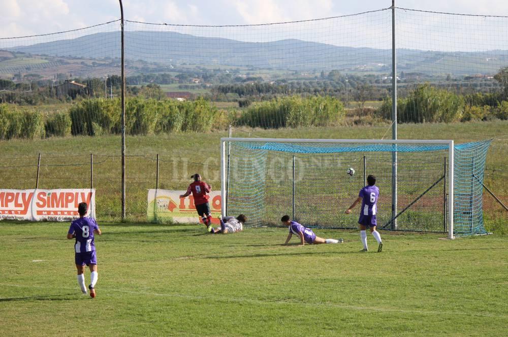 Gol Roselle vs Larcianese