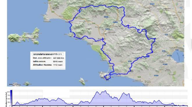 gran giro della maremma maremma challenge mountain bike