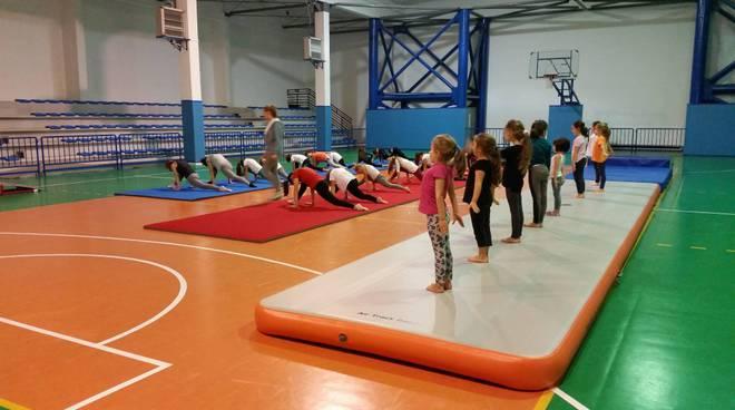 polisportiva paganico ginnastica