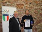 Premi Coni 2016 - Francesco Angius