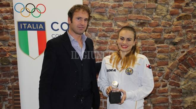 Premi Coni 2016 - Elena Donadelli