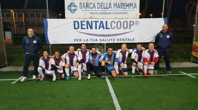Trofeo di Natale calcio a 5 Uisp